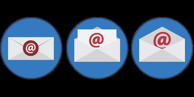 emailová pošta