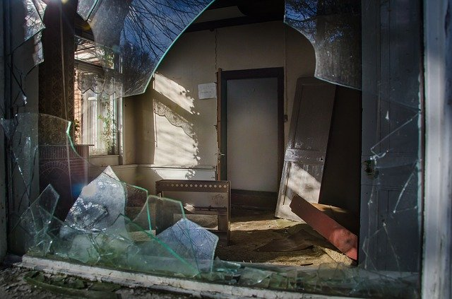 Opuštěný dům